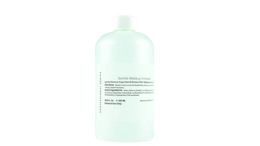 [SEC-GMUR-0500M] Gentle Makeup Remover (Professional 500ml / 16.9 FL OZ e)